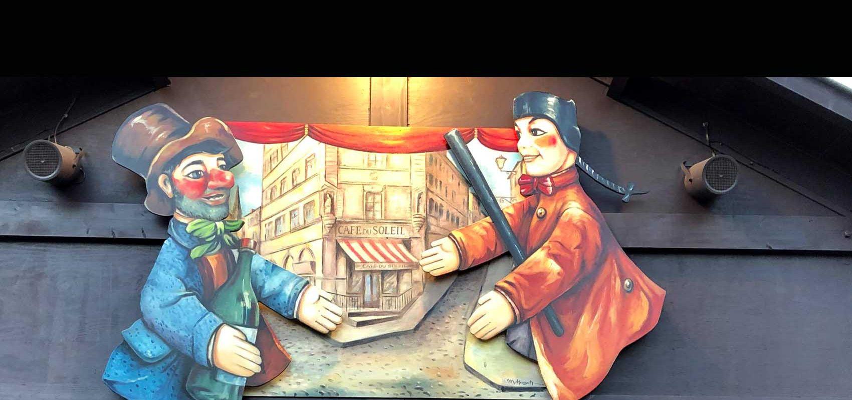 made in gone - Historique de Guignol