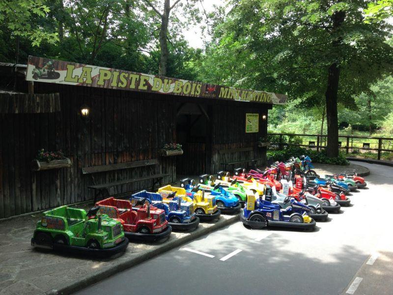 made in gone - LA PISTE DU BOIS, Mini-Kart