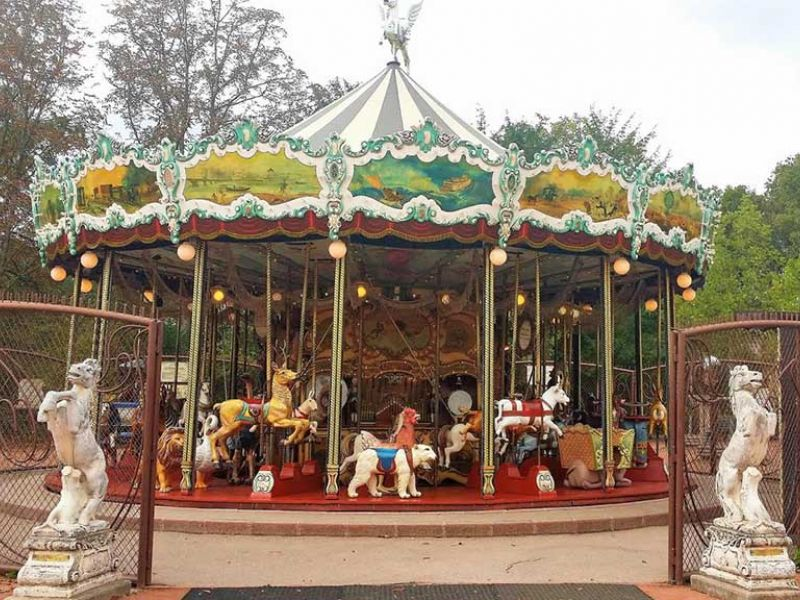 made in gone - le grand carrousel